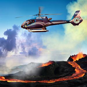 Blue Hawaiian Helicopters  Hilton Waikoloa Village Tours Amp Activities